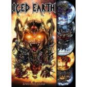 Iced Earth - Dark Genesis - CD-Cover