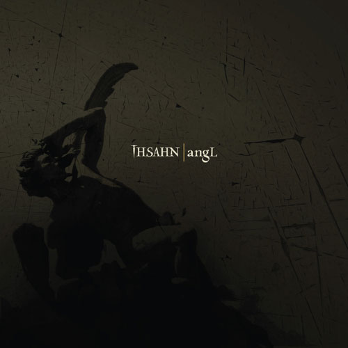 Ihsahn - angL - Cover