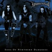Immortal - Sons Of Northern Darkness - CD-Cover