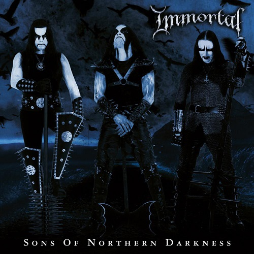 Immortal - Sons Of Northern Darkness - Cover