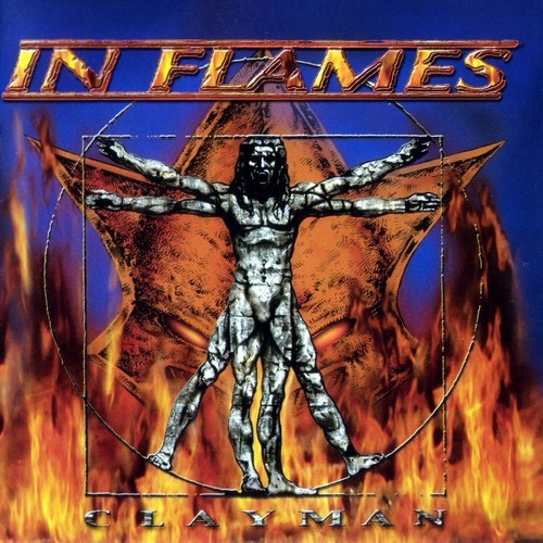 In Flames - Clayman - Cover