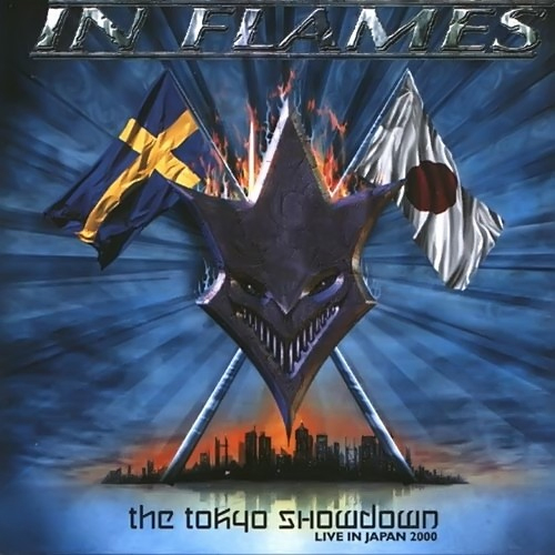 In Flames - The Tokyo Showdown (Live In Japan 2000) - Cover