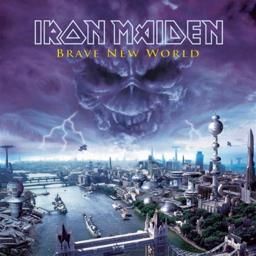 Iron Maiden - Brave New World - Cover