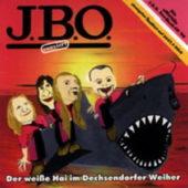 J.B.O. - Der Weiße Hai im Dechsendorfer Weiher - CD-Cover