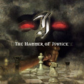 Justice - The Hammer Of Justice - CD-Cover