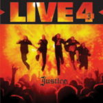 Cover - Justice – LIVE 4
