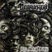 Debauchery - Kill Maim Burn - CD-Cover