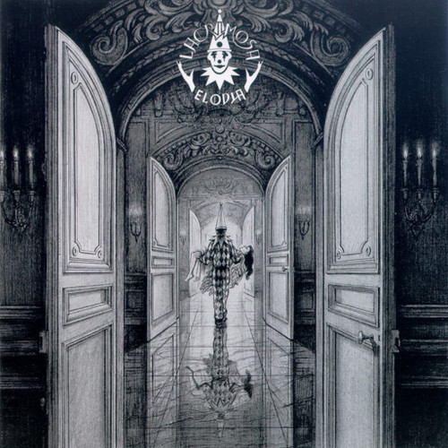 Lacrimosa - Elodia - Cover