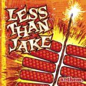 Less Than Jake - Anthem - CD-Cover