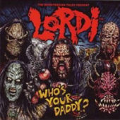 Lordi - Who´s Your Daddy? (EP) - CD-Cover