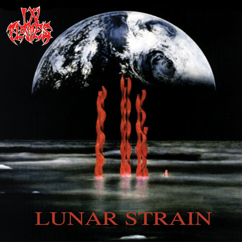 In Flames - Lunar Strain - Cover