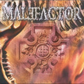 Malefactor - Death Falls Silent - CD-Cover