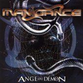 Manigance - Ange ou Démon - CD-Cover