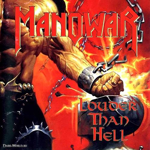 Manowar - Louder Than Hell - Cover