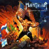Manowar - Warriors Of The World - CD-Cover
