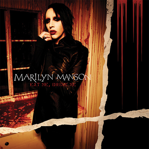 Marilyn Manson - Eat Me, Drink Me - Cover