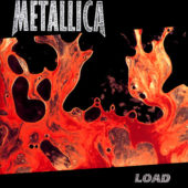 Metallica - Load - CD-Cover
