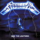 Metallica - Ride The Lightning - CD-Cover