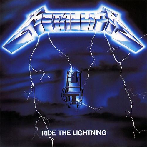 Metallica - Ride The Lightning - Cover