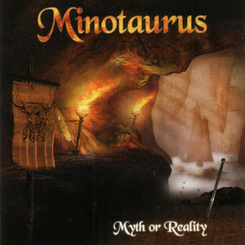 Minotaurus - Myth Or Reality - Cover