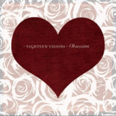 Eighteen Visons - Obsession - CD-Cover