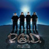 P.O.D. - Satellite - CD-Cover