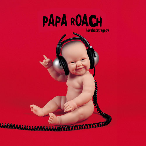 Papa Roach - Lovehatetragedy - Cover