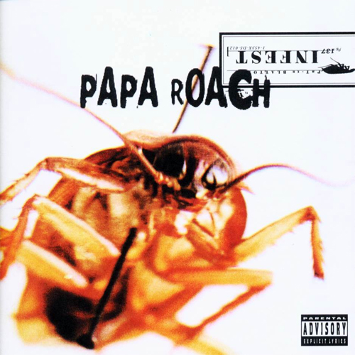 Papa Roach - Infest (+) - Cover