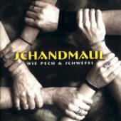 Schandmaul - Wie Pech & Schwefel - CD-Cover
