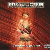 Postmortem - Join The Figh7Club - CD-Cover