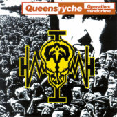 Queensryche - Operation: Mindcrime - CD-Cover