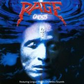 Rage - Ghosts - CD-Cover