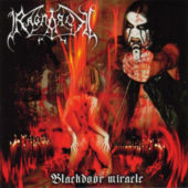 Ragnarok - Blackdoor Miracle - CD-Cover