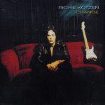 Cover - Richie Kotzen – Change
