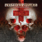 Ringworm - Justice Replaced By Revenge - CD-Cover