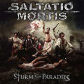 Saltatio Mortis - Sturm aufs Paradies - CD-Cover