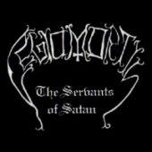 Legio Mortis - Servants Of Satan - CD-Cover