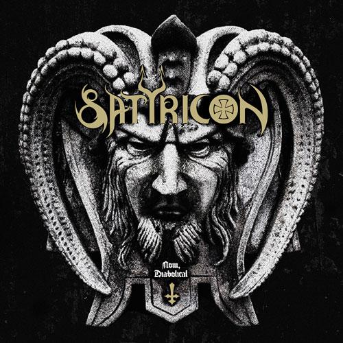 Satyricon - Now, Diabolical - Cover