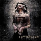 Septicflesh - Mystic Places Of Dawn (Re-Release) - CD-Cover