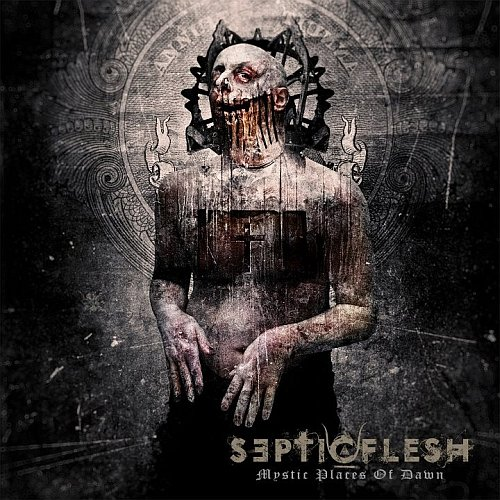 Septicflesh - Mystic Places Of Dawn (Re-Release) - Cover