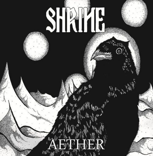 Shrine - Aether (EP) - Cover