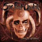 Six Feet Under - Bringer of Blood - CD-Cover