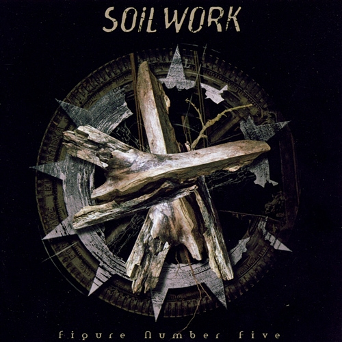 Soilwork - Figure Number Five - Cover