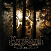 Korpiklaani - Spirit Of The Forest - CD-Cover