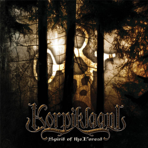 Korpiklaani - Spirit Of The Forest - Cover