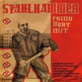 Stahlhammer - Feind hört mit - CD-Cover
