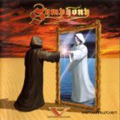 Symphony X - V - The New Mythology Suite - CD-Cover