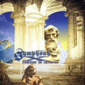 Symphony X - Twilight In Olympus - CD-Cover