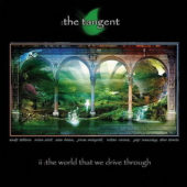 The Tangent - The World That We Drive Through - CD-Cover