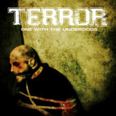 Terror - One With The Underdogs - CD-Cover